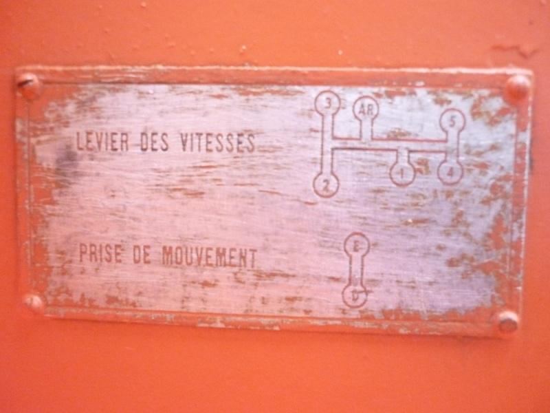 Tracteur LW de la Licorne : photos du seul rescapé connu Tracte86
