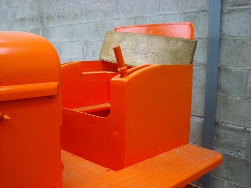 Tracteur LW de la Licorne : photos du seul rescapé connu Tracte87