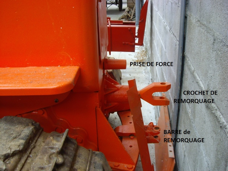 Tracteur LW de la Licorne : photos du seul rescapé connu Tracte89