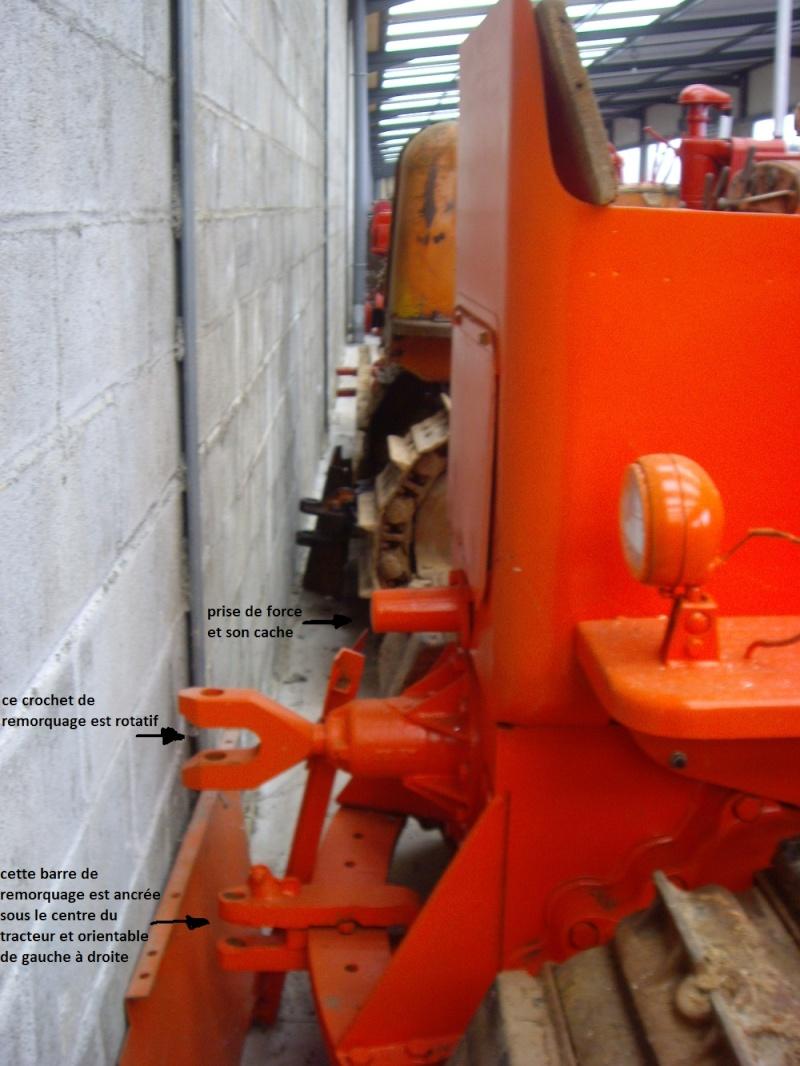 Tracteur LW de la Licorne : photos du seul rescapé connu Tracte90