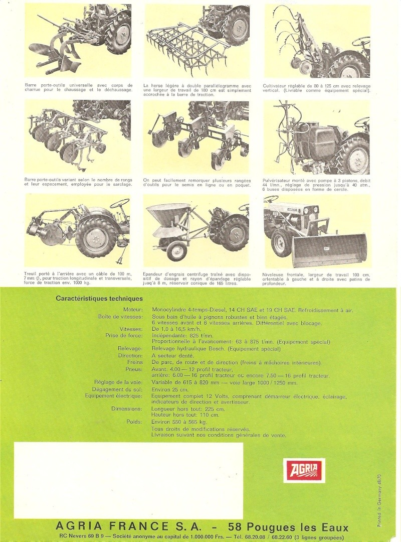 Agria - AGRIA 4800 - Page 2 Tracte93