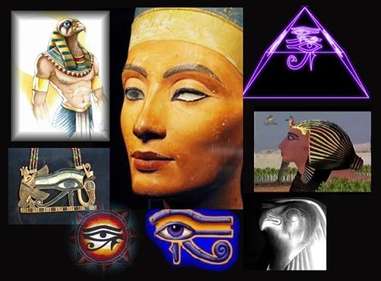 EL SATÁNICO OJO DE HORUS Horusp10