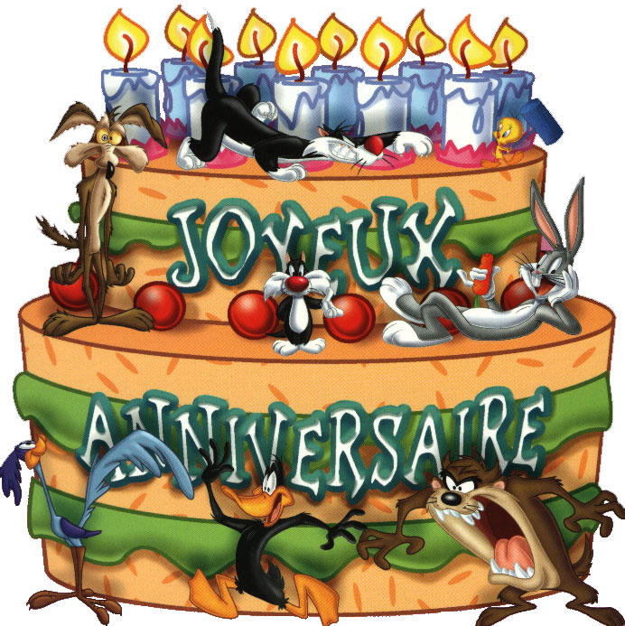Bon anniversaire Luciole 97205011