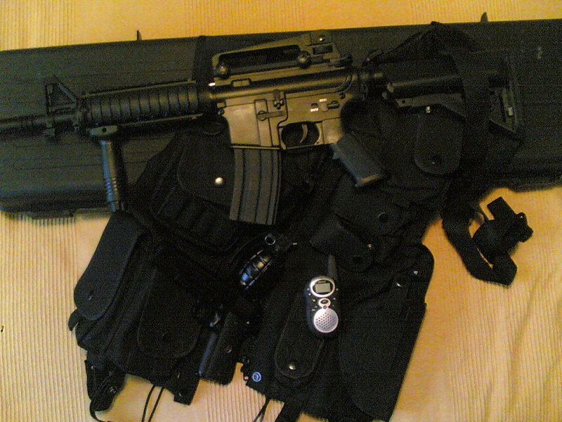 [Review] D-Boy BI-3981 M4 Cqb / Ris  (Metal Body 2009) M4_cqb10