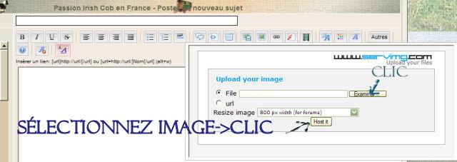 Comment mettre une image 2scree10