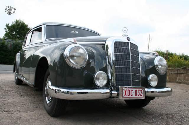 300d Adenauer à vendre 211