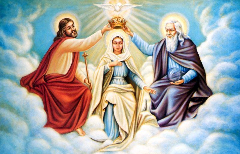 Marie, Reine de l'Univers 36954210