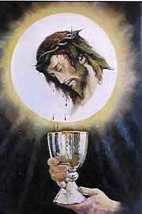 Par le Pain et par le Vin (chanson) Christ10
