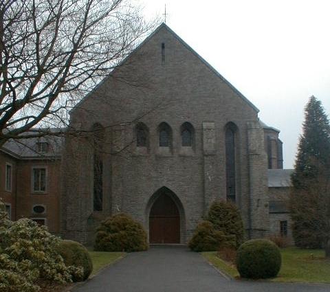 L'Abbaye Notre-Dame de Scourmont Forsc010