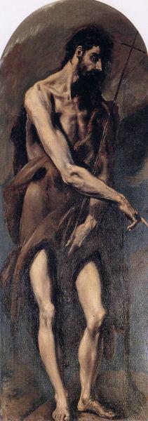 Bonne Saint-Jean Baptiste à tous Greco_10