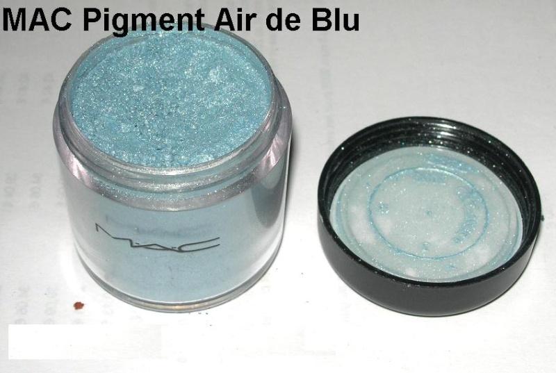 Poudre éclat de couleur (Pigments) Air_de10