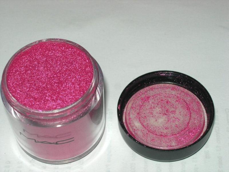 Poudre éclat de couleur (Pigments) Fuchsi10