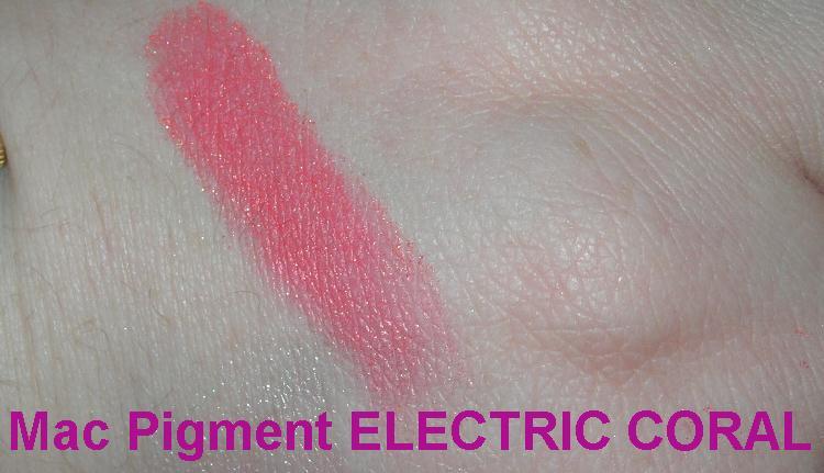 Poudre éclat de couleur (Pigments) Mac_pi23