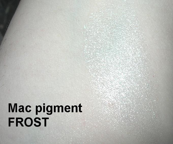 Poudre éclat de couleur (Pigments) Mac_pi24
