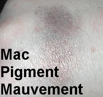 Poudre éclat de couleur (Pigments) Mac_pi27
