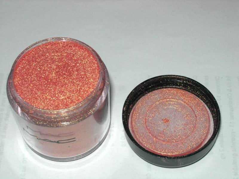 Poudre éclat de couleur (Pigments) Melon_10
