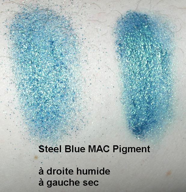 Poudre éclat de couleur (Pigments) Steel_11