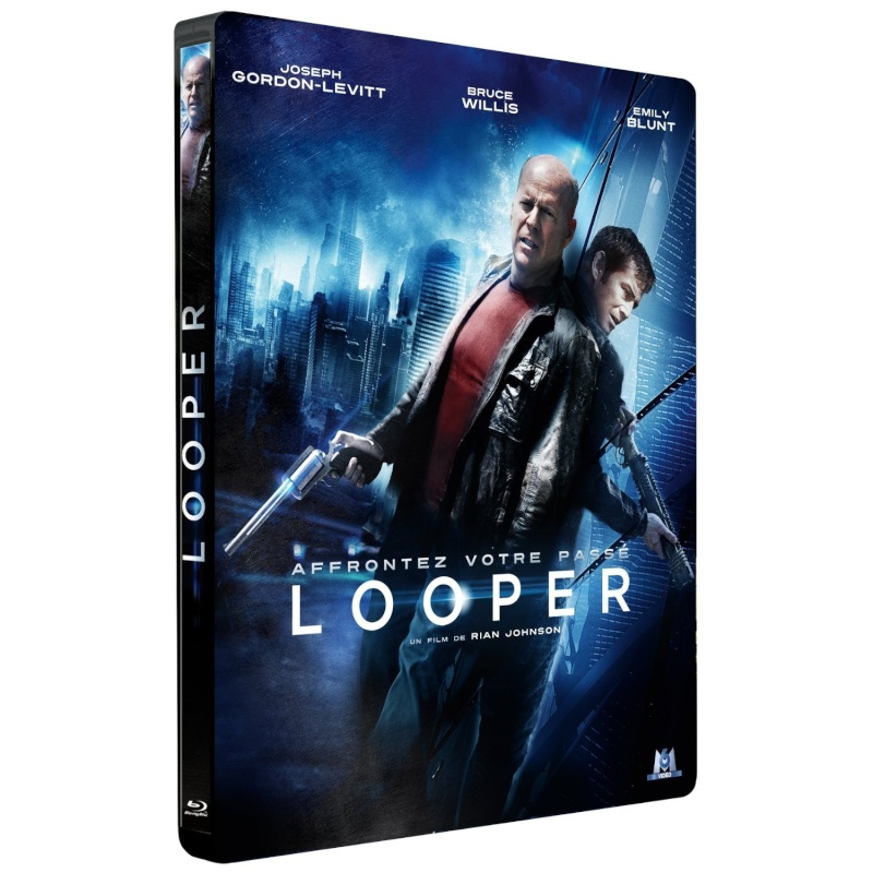 Looper : Ediiton Steelbook 06/03/13 812dj210