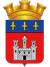 """<font color=""""#2B60DE"""" face=""""Comic Sans Ms"""">Capitoulat de Castelnou d'Arri</font>"""