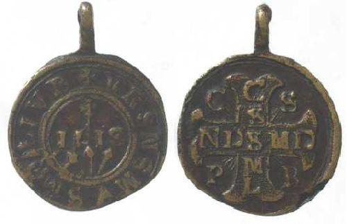 recopilación de medallas de San Benito Medail20