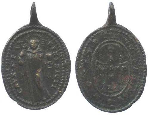 recopilación de medallas de San Benito Medail21