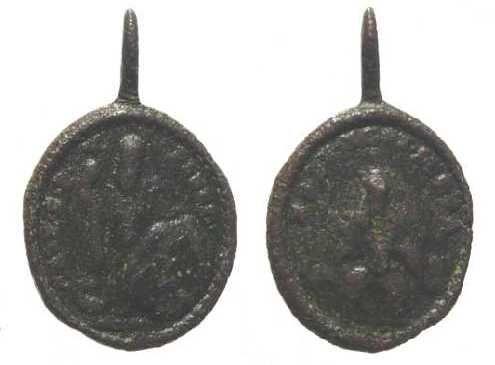 recopilación de medallas de San Benito Medail23
