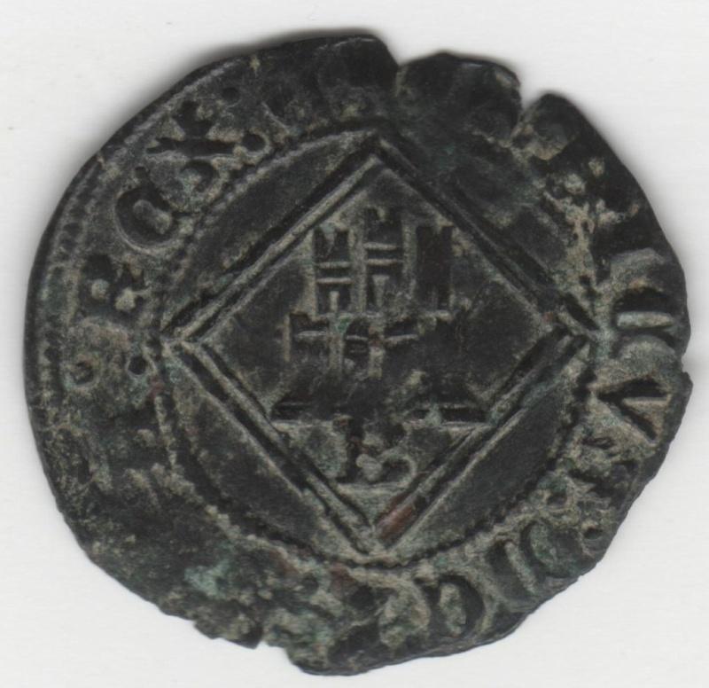 Blanca del Ordenamiento de Segovia de Enrique IV ( 1454 - 1474) 01_enr11