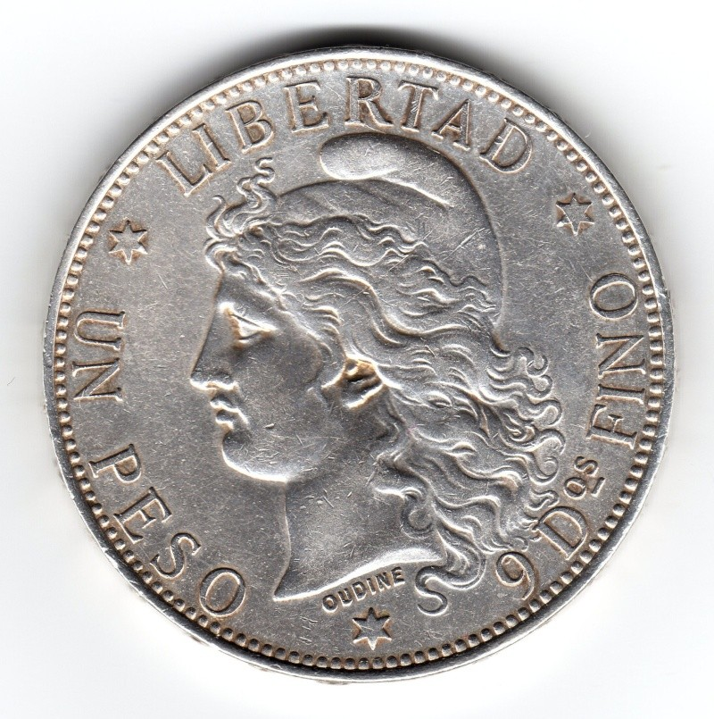 8 Reales. Mexico. 1894. Chihuahua 298_210