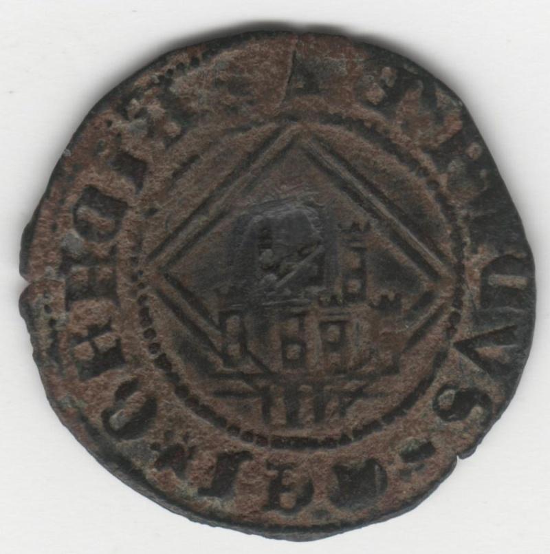 Blanca del Ordenamiento de de Segovia de 1471 de Enrique IV (Segovia, 1454-1474). Enriqu10