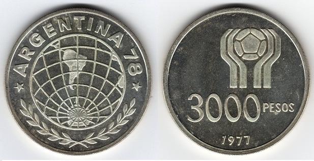 2000 Pesos. Argentina. 1978. Santiago de Chile Img33810