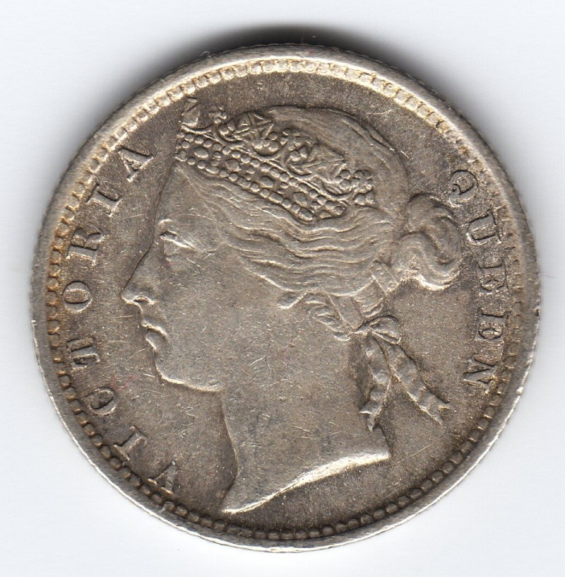 10 Cents. Establecimientos de los Estrechos. 1894. Londres Img88610