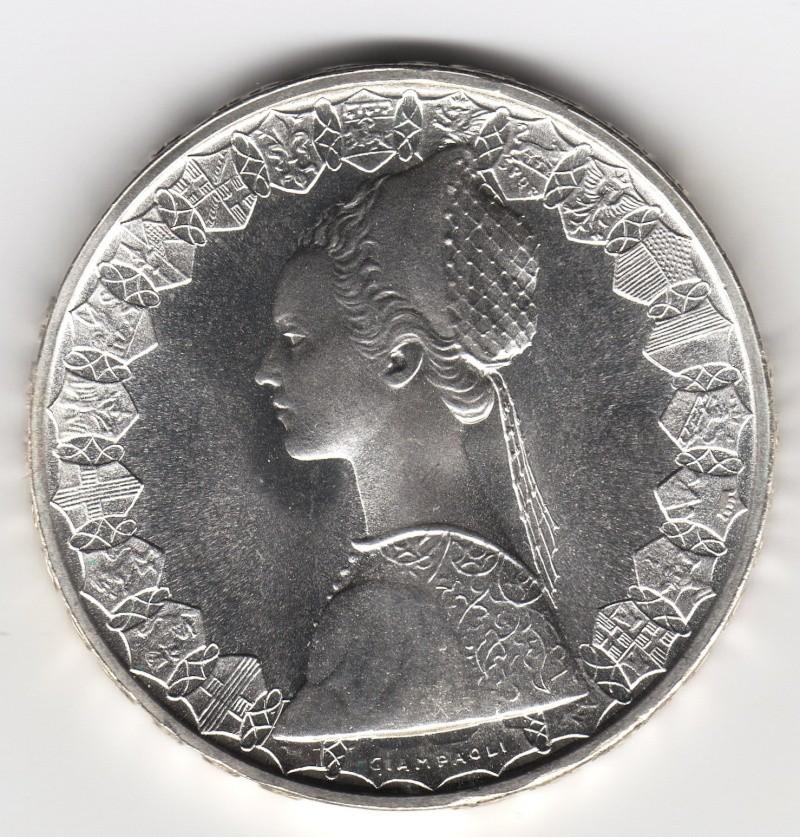 500 Lire (tres carabelas). Italia. 1970. Roma Img97510