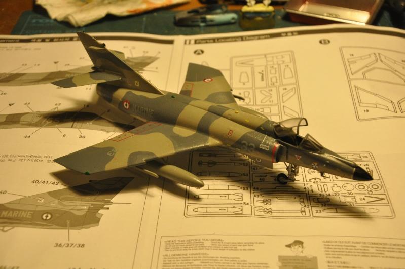 Super Etendard 1/72 academy Dsc_0212