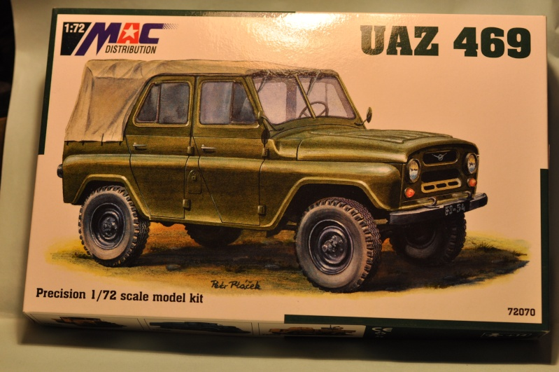 UAZ 469 1/72 Mac distribution  Dsc_0315