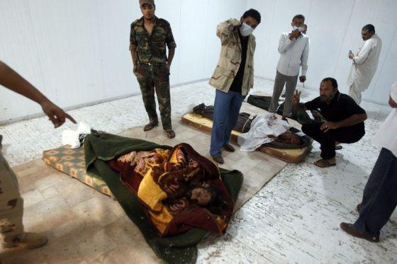 Revueltas en Yemen, Bahréin, Libia y Siria - Página 2 13194610