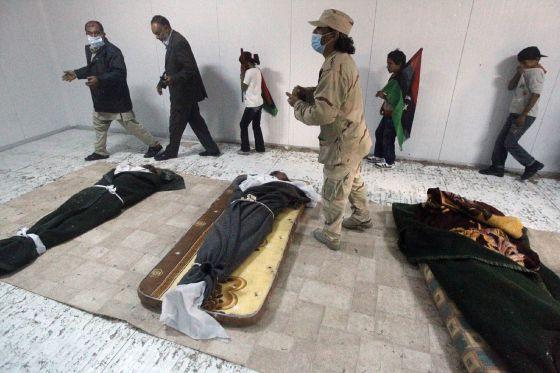 Revueltas en Yemen, Bahréin, Libia y Siria - Página 2 13195210
