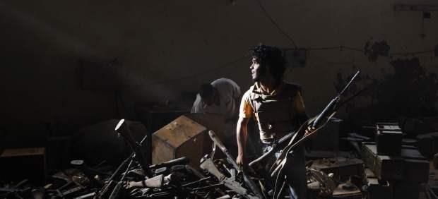 Revueltas en Yemen, Bahréin, Libia y Siria 96a0c910
