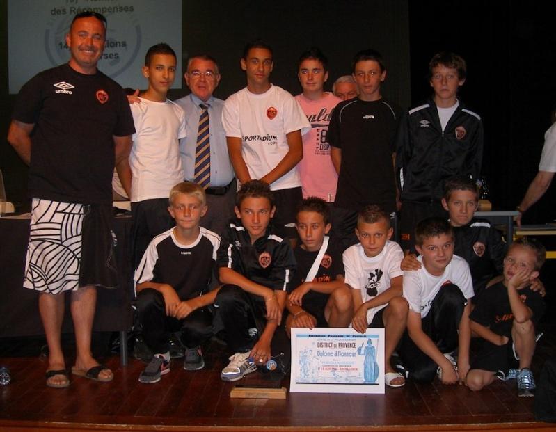 FOOTBALL CLUB DE L' EtOILE ET DE L' HUVEAUNE  31078311