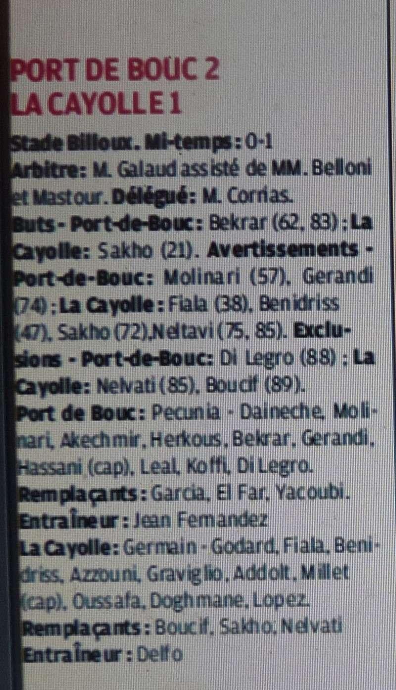 ATHLETIC CLUB  PORT DE BOUC ET SC PORT DE BOUC  / PHA PROVENCE  - Page 2 Copie146
