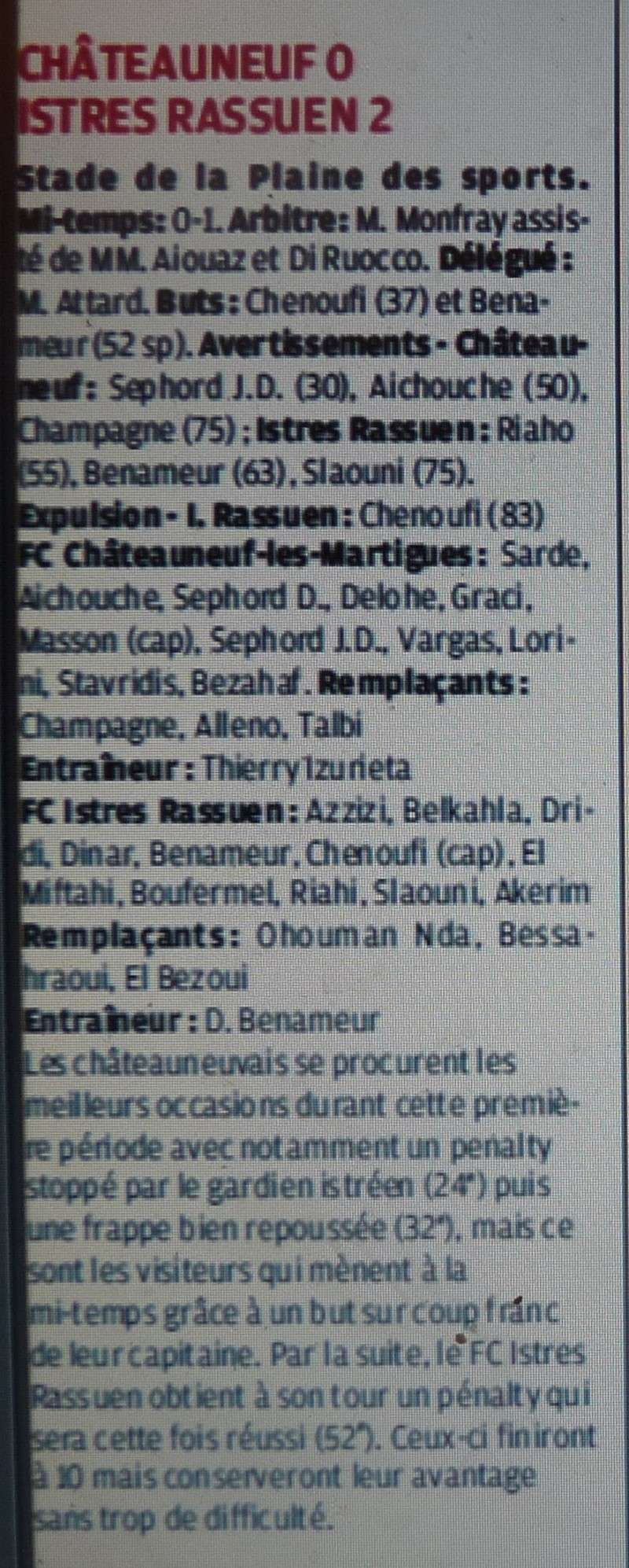 A S CASTELLAS CHATEAUNEUF LES MARTIGUES/ PHA PROVENCE  Copie149