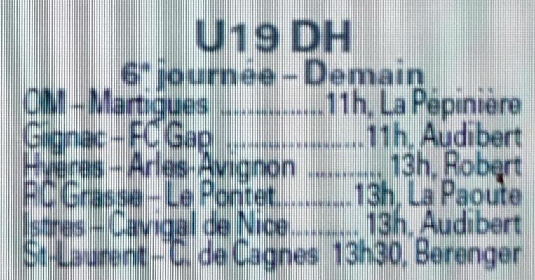 OM // ALLEZ LES JEUNES U19  - Page 2 Copie165