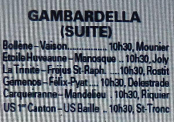 COUPE GAMBARDELLA  EN MEDITERRANEE  - Page 2 Copie207