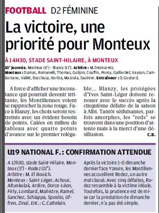 Football Club Féminin Monteux Vaucluse et Monteux foot seniors et jeunes  Copie617
