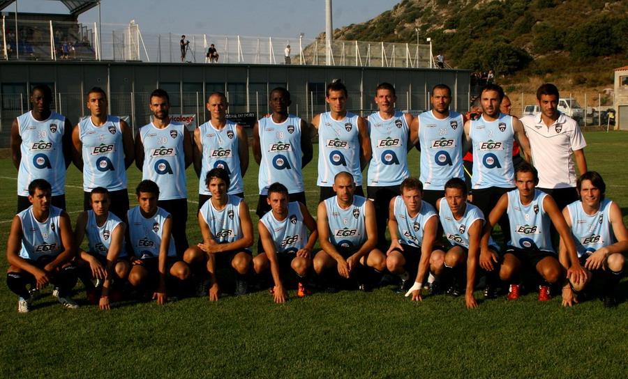 EUGA ARDZIV/ FC CALVI ...De l'Arménie à la Balagne  Fc20ca10