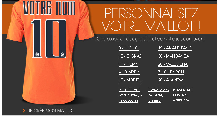 MAILLOTS 2011/2012 ET  2012/2013 .... Img_0810