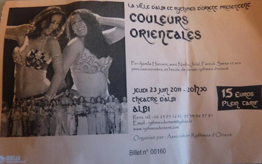 ALADIN ET LES  COULEURS ORIENTALES  P1190210