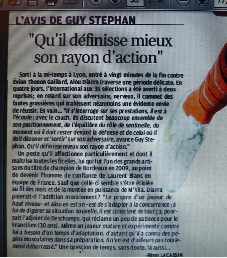 LE STAFF TECHNIQUE OLYMPIEN  - Page 5 P1220439