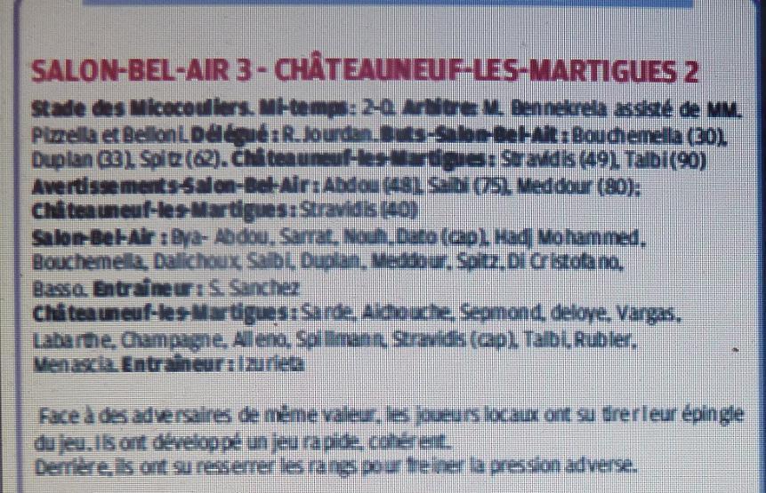 A S CASTELLAS CHATEAUNEUF LES MARTIGUES/ PHA PROVENCE  P1220623