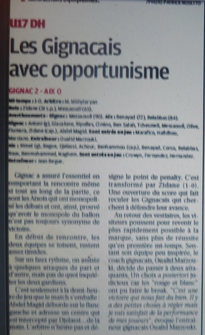 AS GIGNAC LA NERTHE //  DHR MEDITERRANEE  PROVENCE  - Page 2 P1220625