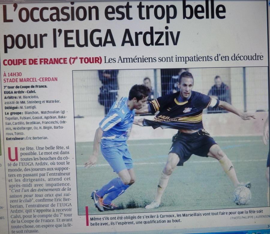 EUGA ARDZIV/ FC CALVI ...De l'Arménie à la Balagne  - Page 3 P1240629